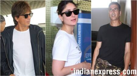 Shahrukh Khan kareena kapoor akshay kumar