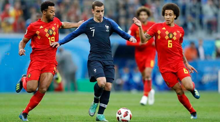 FIFA World Cup 2018: Twitter reacts as France beat Belgium to reach final |  Fifa News,The Indian Express