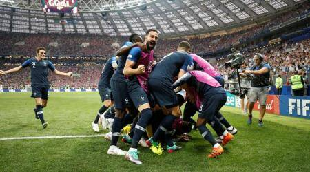 FIFA World Cup 2018 Final France vs Croatia: France winners of World Cup 2018, twitterati congratulate