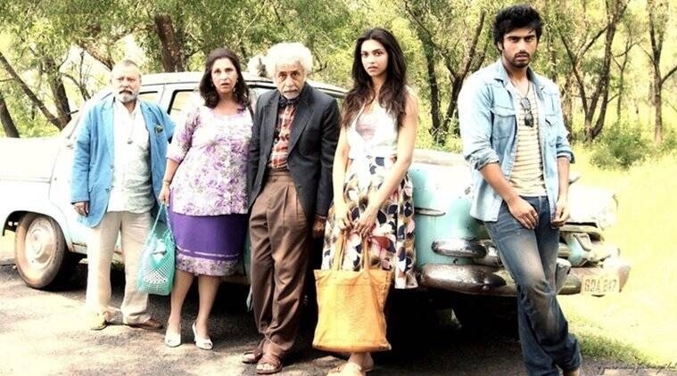 finding fanny movie online