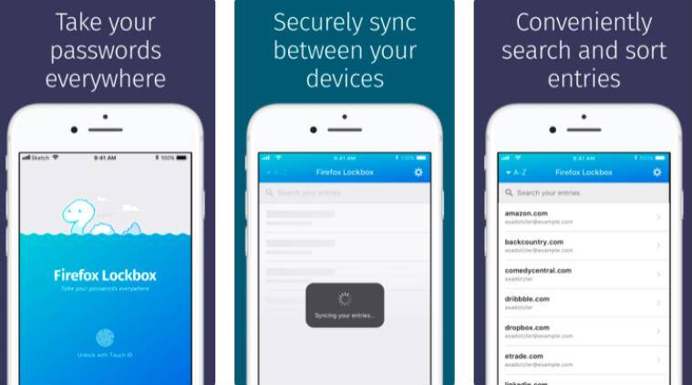 Mozilla developing Firefox Lockbox password manager for iOS