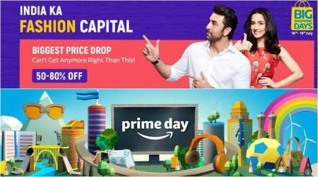 Amazon Prime Day, Amazon Prime Day 2018, Amazon Prime Day Sale, Amazon Prime Day Sale 2018, amazon prime day 2018 india, amazon prime day offers, amazon prime day deals, amazon prime day offers india, amazon prime day sale today, amazon prime day sale offers today, Amazon sale Today, Flipkart Sale, Flipkart.in, Flipkart Sale Today, Flipkart Sale offers, Flipkart Big Shopping day, Big Shopping Day Sale,