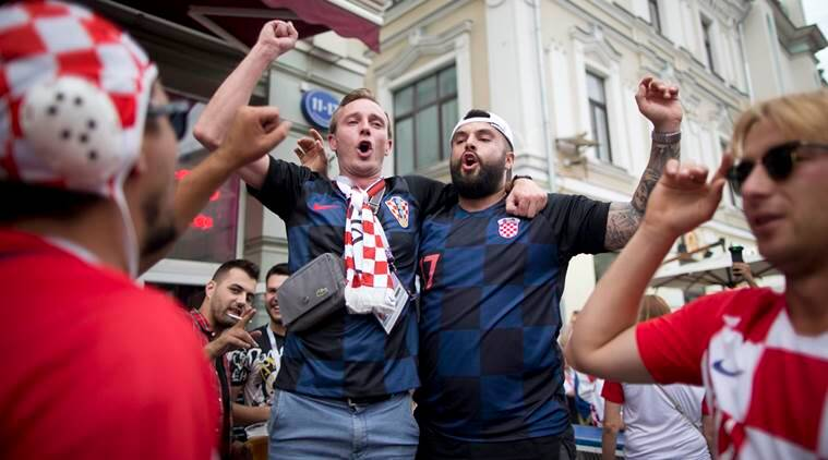 France v Croatia Live Score, FIFA World Cup 2018 Final Live Streaming: