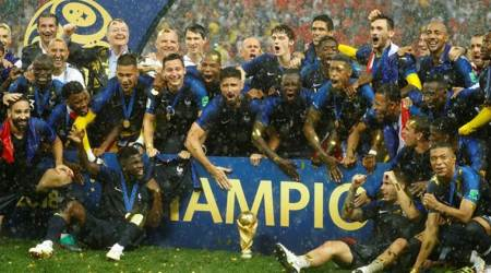 World Cup champions France top FIFA Rankings, Germany slump to 15th