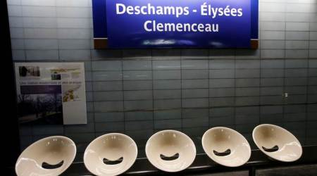 Paris subway changes names in honour of World Cup winning French team