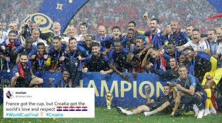 France won the cup, Croatia won hearts: Twitterati celebrate FIFA World Cup Final