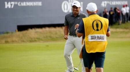 Francesco Molinari wins Open to become Italy's first majorchampion