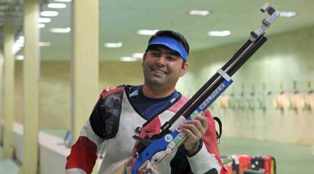 Elavenil Valarivan, Shreya Agrawal, Manini Kaushik, Gagan Narang, ISSF World Championships, sports news, Indian Express