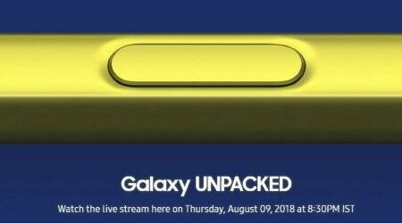 Samsung Galaxy Note 9 global launch set for August 9: Five things we know sofar