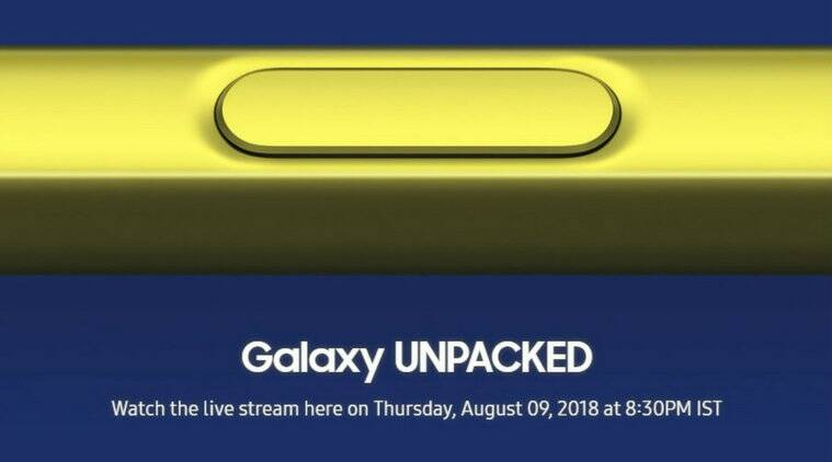 Samsung, Galaxy Note 9, Galaxy Note 9 leaks, Galaxy Note 9 features, Galaxy Note 9 vs Galaxy Note 8, Galaxy Note 9 release date, Galaxy Note 9 launch in India, Android P