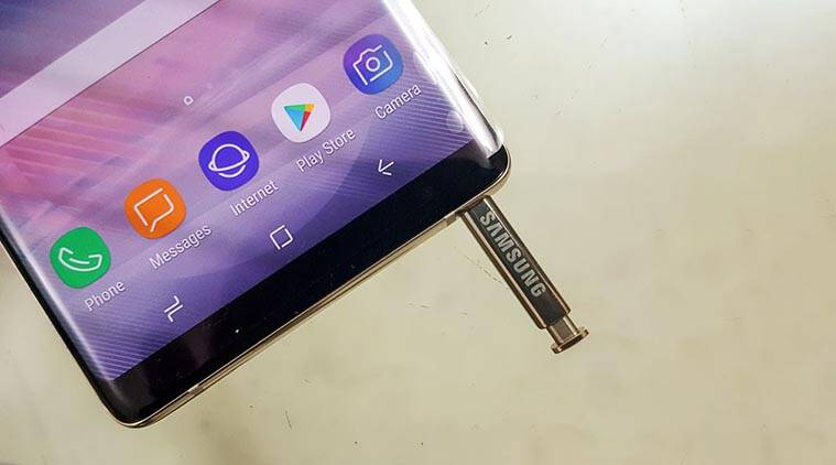 Samsung's Galaxy Note 9 could offer music playback options