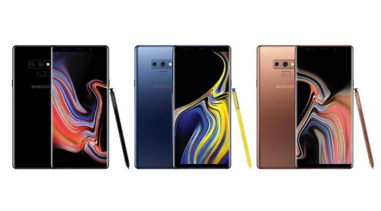 Samsung Galaxy Note 9, Samsung Galaxy Note 9, Note 9 launch date, Note 9 colour variants, Galaxy Watch, Note 9 specifications, Wireless Charger Duo, Note 9 expected price, Note 9 features