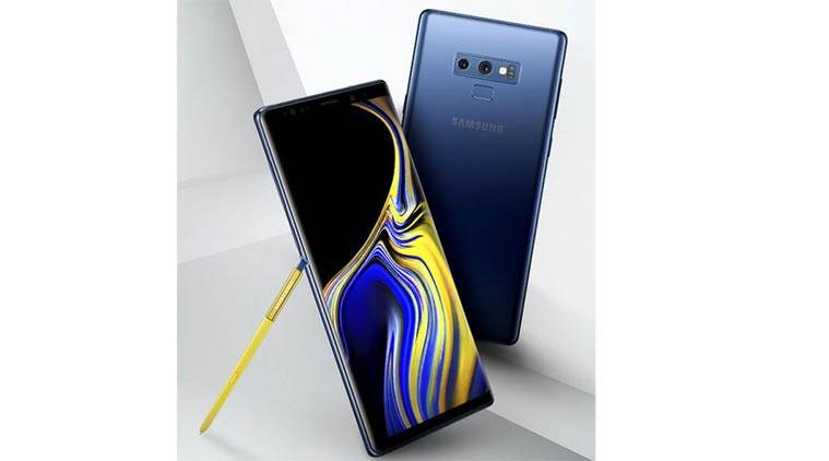 Samsung says no comment on CEO's supposed use of Galaxy Note 9