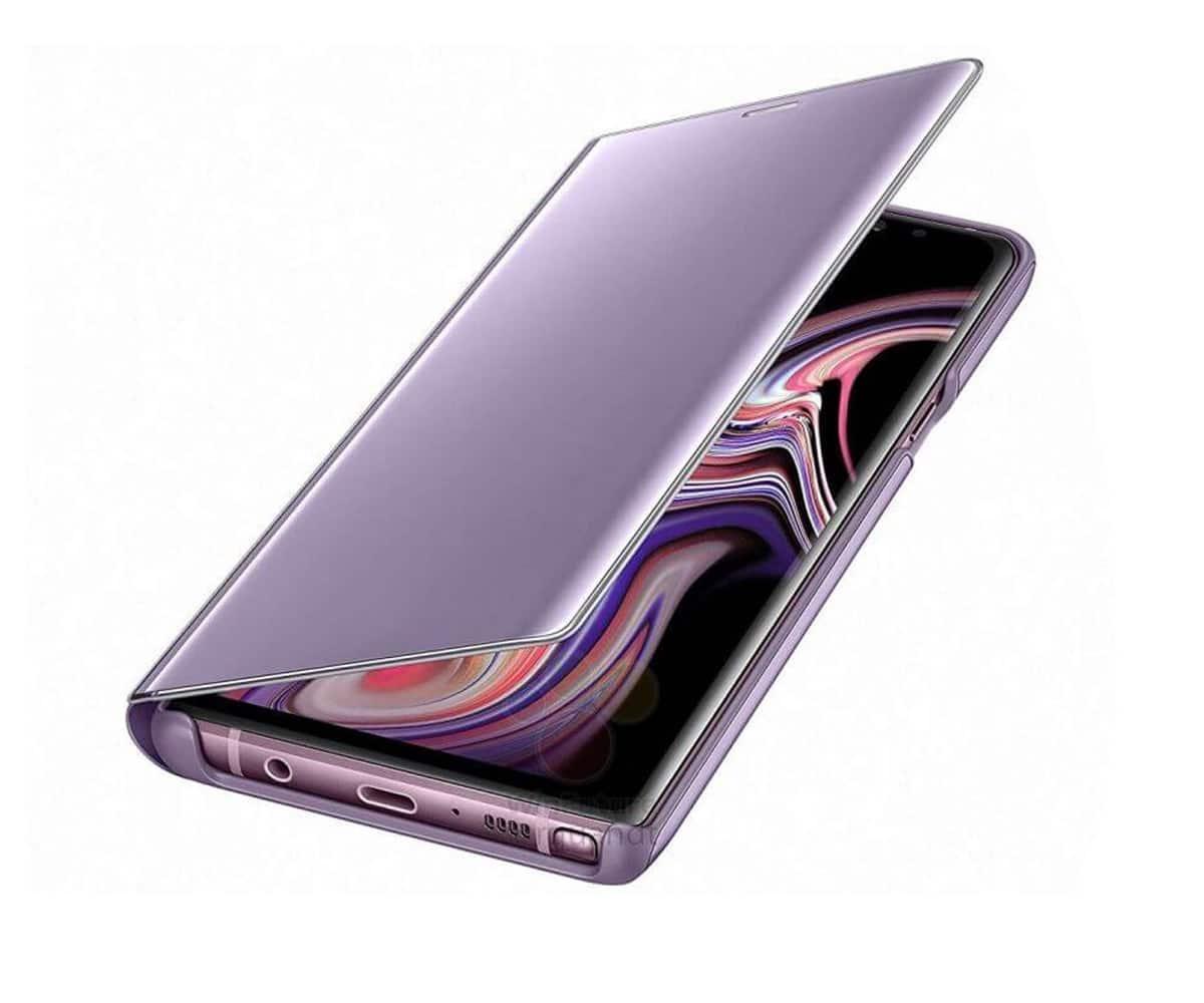 reputable site 1740d d5623 Samsung Galaxy Note 9 cases, S-Pen colour schemes leaked online ...