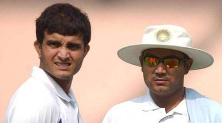 Happy Birthday Sourav Ganguly: Virender Sehwag wishes 'dada' in four steps on Twitter