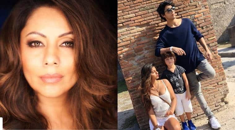 Shah Rukh Khan family vacation