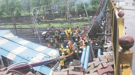 Mumbai's Gokhale bridge collapse: CRS report blames railway staff, civic body