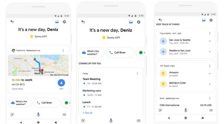 Google Assistant Gets Proactive