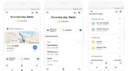 Google Assistant now offers Proactive suggestions, has Google Now-like cards