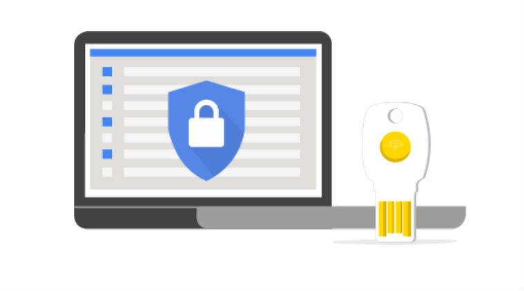 Google Titan Security Key Unveiled for Secure log