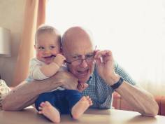 Grand Parenting: The joys and challenges