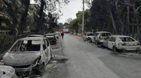 Greece to begin laying wildfire victims to rest amidrecriminations