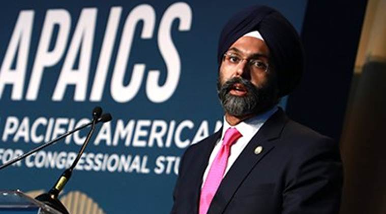 US' first Sikh-American Attorney General Gurbir Grewal terorts after being racially targeted over turban