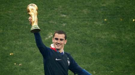 FIFA World Cup 2018: Golden Antoine Griezmann delivers on the biggest stage