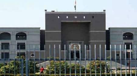 Surat news, Surat city new, Gujarat high court, Surat airport, Surat airport buildings heights, indian express news