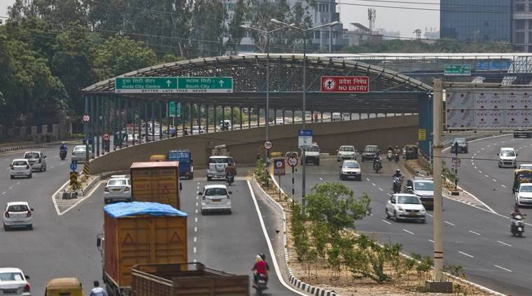 Kundli-Manesar expressway stretch to be finished by October