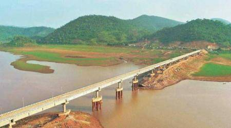 Newly constructed Odisha bridge under corruption cloud