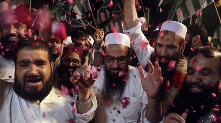 Hafiz Saeed, Hafiz Saeed booked, Hafiz Saeed bail, pakistan terrorism, India on hafiz Saeed, Pakistan to arrest Hafiz saeed, Financial Action Task Force, FATF, Lashkar-e-Taiba, paksitan news, india pakistan relations, Indian Express