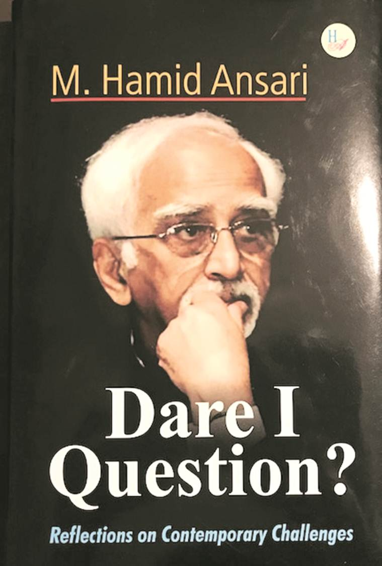 Hamid Ansari responds to farewell barb: 'Many felt PM Modi comment not accepted practice'