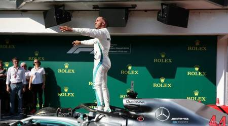 Lewis Hamilton stretches driver's championship lead with triumph in Hungarian Grand Prix