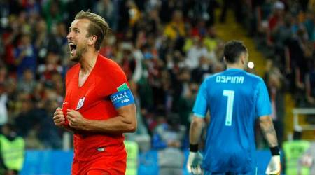 FIFA World Cup 2018: History off our back, says Harry Kane as England grow up