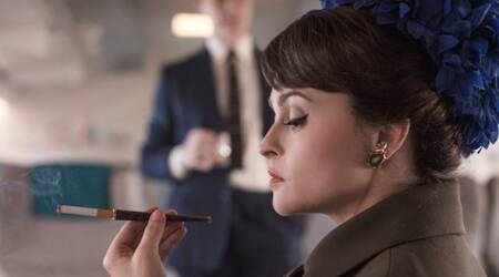 The Crown season 3: First look of Helena Bonham Carter as PrincessMargaret