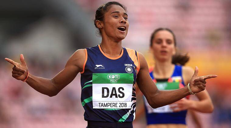 AFI refers to Hima Das' 'not so fluent' English, provokes severe backlash