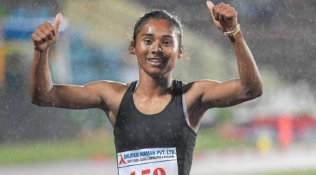 World Junior Athletics Championships: Hima Das fastest, reaches 400m semi-finals