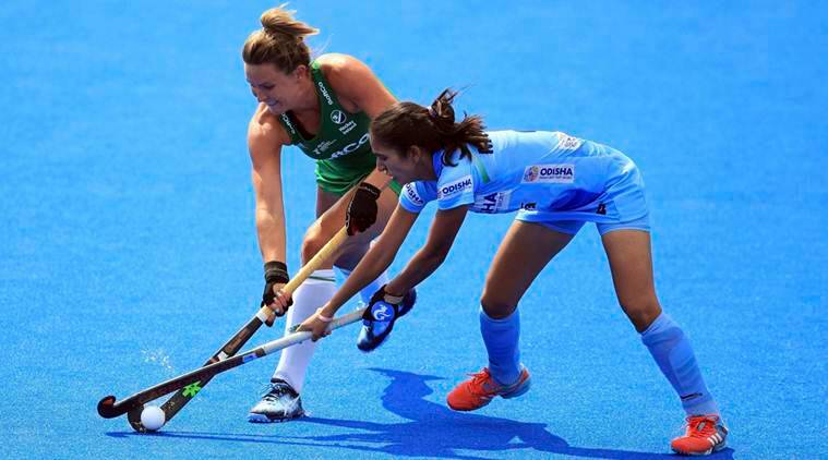 Indian women's hockey team, Indian women's hockey team news, World Cup, sports news, hockey, Indian Express