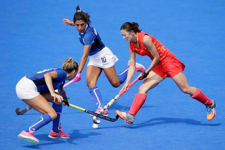 Women's Hockey World Cup 2018 Points Table: Hockey World ...