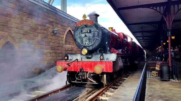 harry potter, harry potter fans, hogwarts express, work at hogwarts express, hogwarts express join, hogwarts express hiring, indian express, indian express news