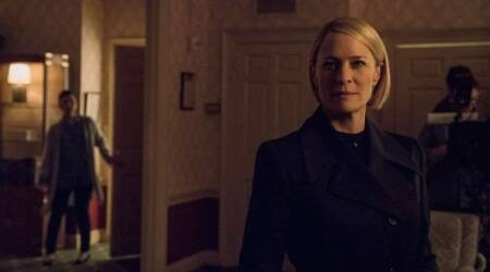 Robin Wright led the charge to save House of Cards, says Patricia Clarkson