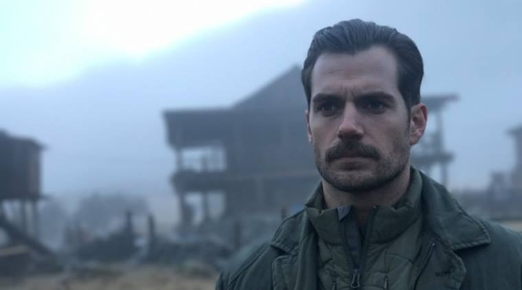 Henry Cavill movie images