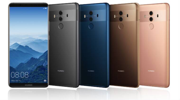 Huawei Mate 20 Pro to come with curved OLED display: Report