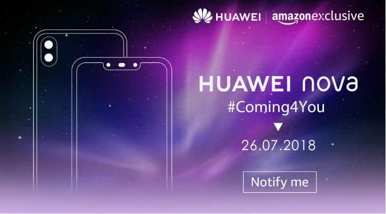 Huawei Nova, Huawei, Huawei Nova 3, Nova 3i Huawei, Huawei Nova 3 price in India, Huawei Nova 3 July 26 India launch, Huawei Nova 3i Amazon India, news