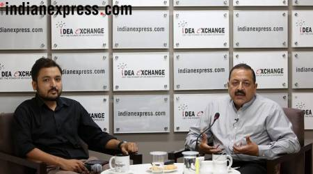 Governor's rule is no alternative to democracy. It is a transitory phase, even in a state like J&K: Jitendra Singh