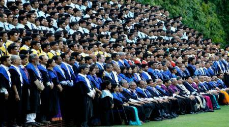IIM-Ahmedabad students prefer serving society over corporate internships