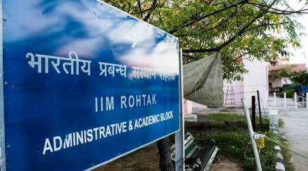 IIM Rohtak registers 450% jump in girl students for current session