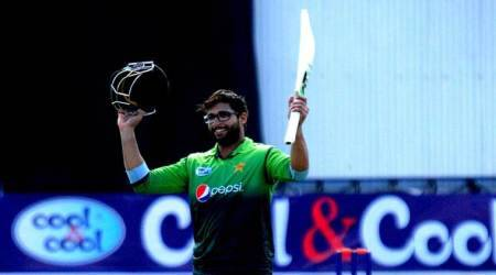 Pakistan sweep Zimbabwe 5-0 with 131-run win in fifth ODI