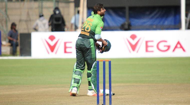 Pakistan crush Zimbabwe by 201 runs in first ODI